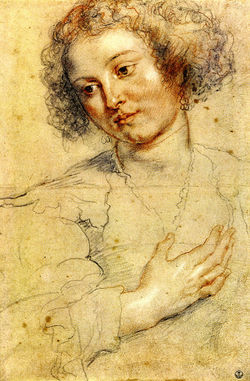 Rubens_Peter_Paul_Head_and_right_hand_of_a_woman