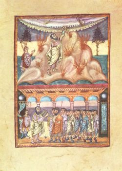 Karolingischer_Buchmaler c 840ad